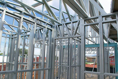 Advantages of steel frame